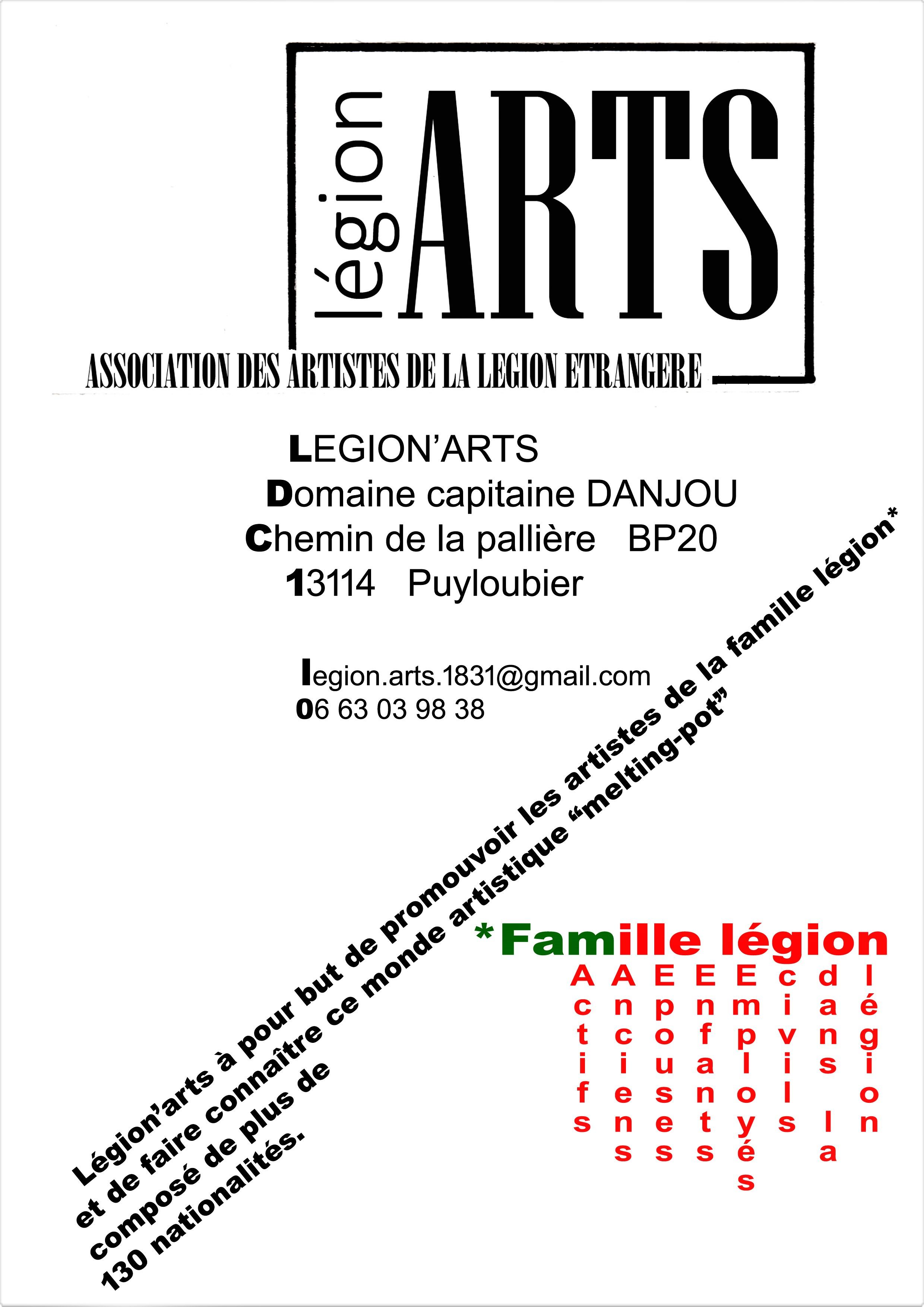 LEGION'ARTS: Précisions !  RDO_LOGO_affichette_copie2