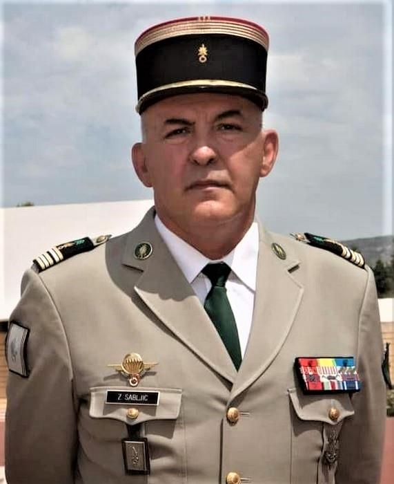 Décès à Auriol du lieutenant-colonel (er) zlatko Sabljic . Sabljic_2